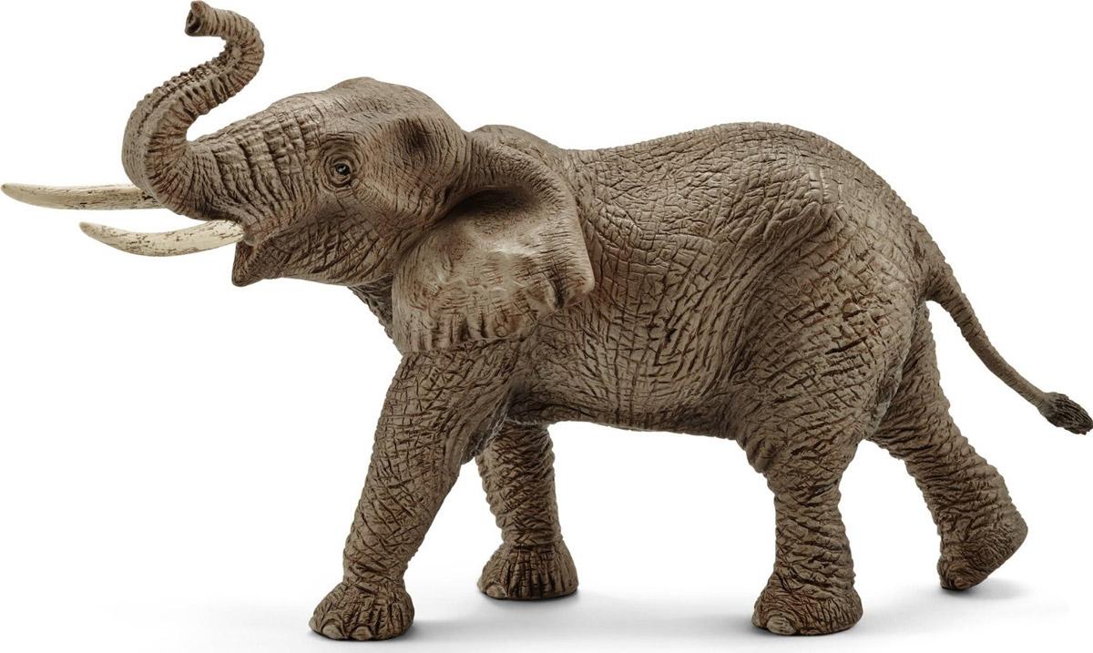 Schleich Фигурка Африканский слон цена