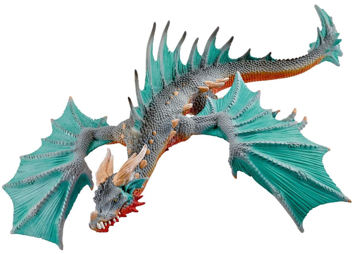 Schleich Фигурка Дракон дракон браконьер schleich