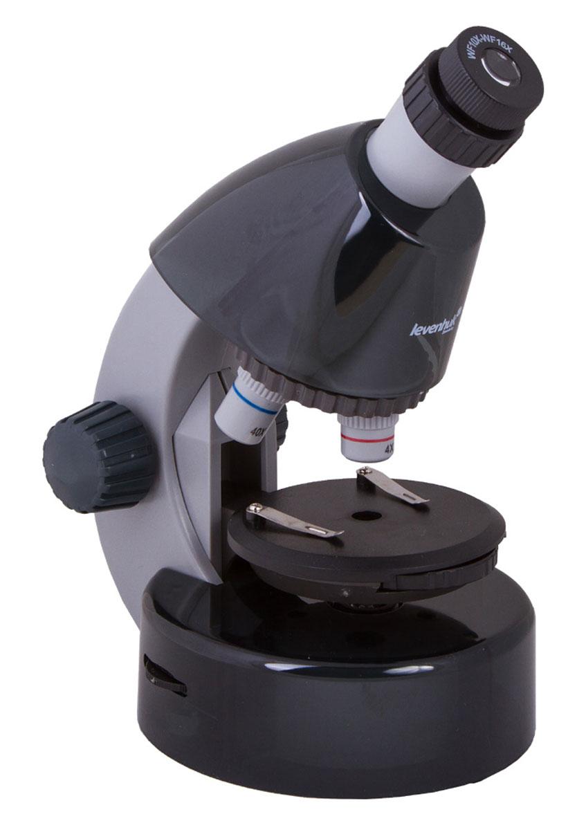 Levenhuk LabZZ M101, Moonstone микроскоп - Микроскопы