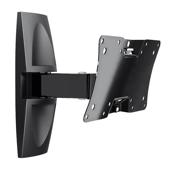 Holder LCDS-5063, Black Gloss кронштейн для ТВ mart 410s black кронштейн для тв