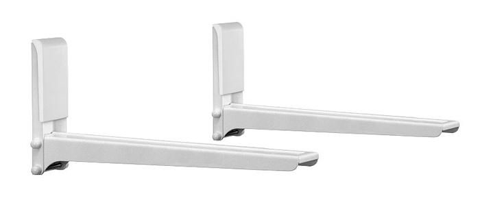 Holder MWS-2005, White кронштейн для СВЧ - Кронштейны для Hi-Fi и ТВ
