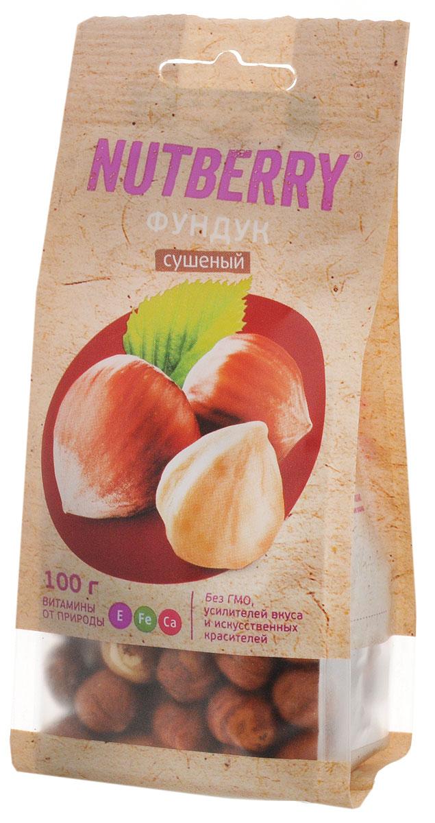 где купить Nutberryфундуксушеный,100г по лучшей цене