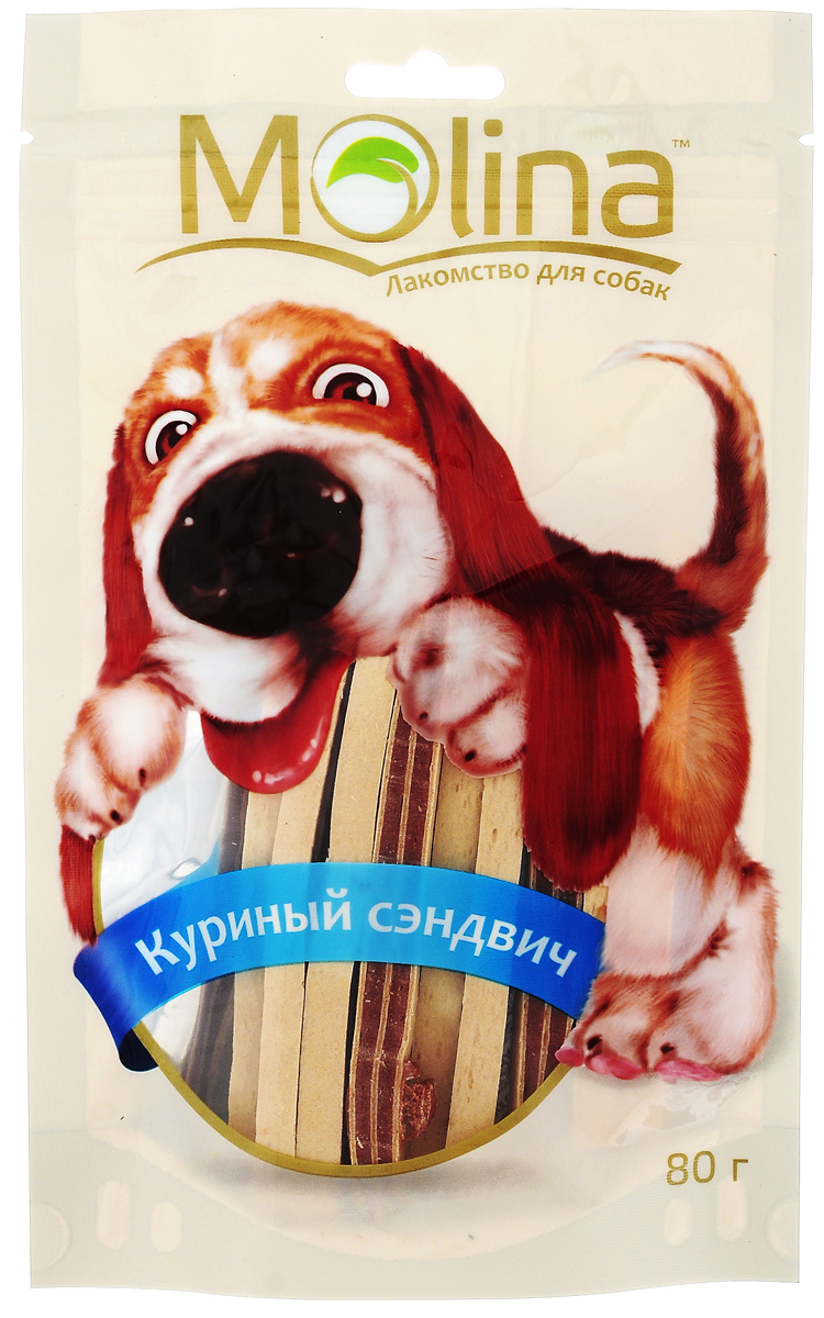 Лакомсто для собак Molina