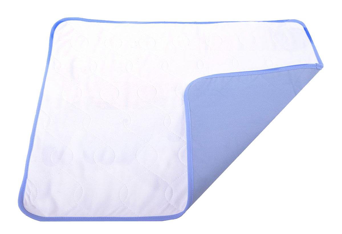 Пеленка для собак OSSO Fashion, многоразовая, впитывающая, 50 х 60 смП-1001Многоразовая впитывающая пеленка OSSO Fashion изготовлена из высокотехнологичной абсорбирующей ткани с впитывающей мембраной, дышащим верхним и непромокаемым нижним слоем. Пеленка предназначена для использования в качестве подстилки для домашних животных в домашних туалетах. Удобна при принятии родов и при содержании престарелых животных. Идеальна для выращивания потомства и при транспортировке животных в машине или на самолете, если они плохо переносят поездки. Пеленка используется белой стороной вверх. Пеленка для собак OSSO Fashion имеет три слоя:- верхний слой изготовлен из мягкого волокна, приятного на ощупь, быстро пропускает нежелательную жидкость в нижние слои. - средний слой - полиуретановая мембрана, поглощающая и удерживающая большой объем жидкости.- нижний слой не допускает проникновения жидкости под пеленку.После использования пеленку можно постирать. Изделие выдерживает более 300 стирок. Устойчива к повреждениям (разгрызанию).Размер пеленки: 50 х 60 см.