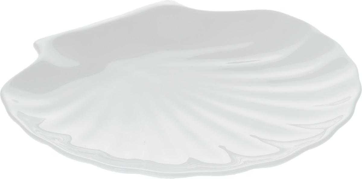 Блюдо Wilmax Ракушка, 20 х 19 см