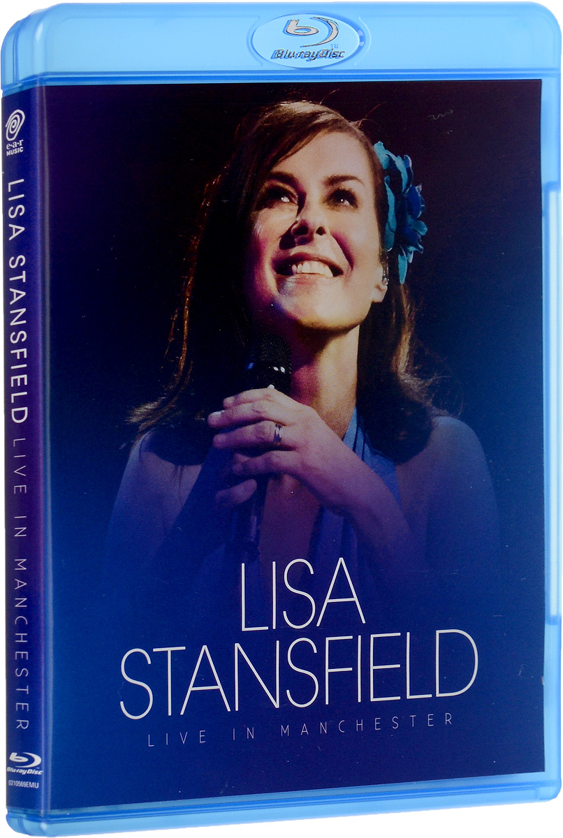 Lisa Stansfield: Live In Manchester (Blu-Ray) mosunx simplestone live the life you love stand back case cover skin for ipad pro 12 9 tablet 60305