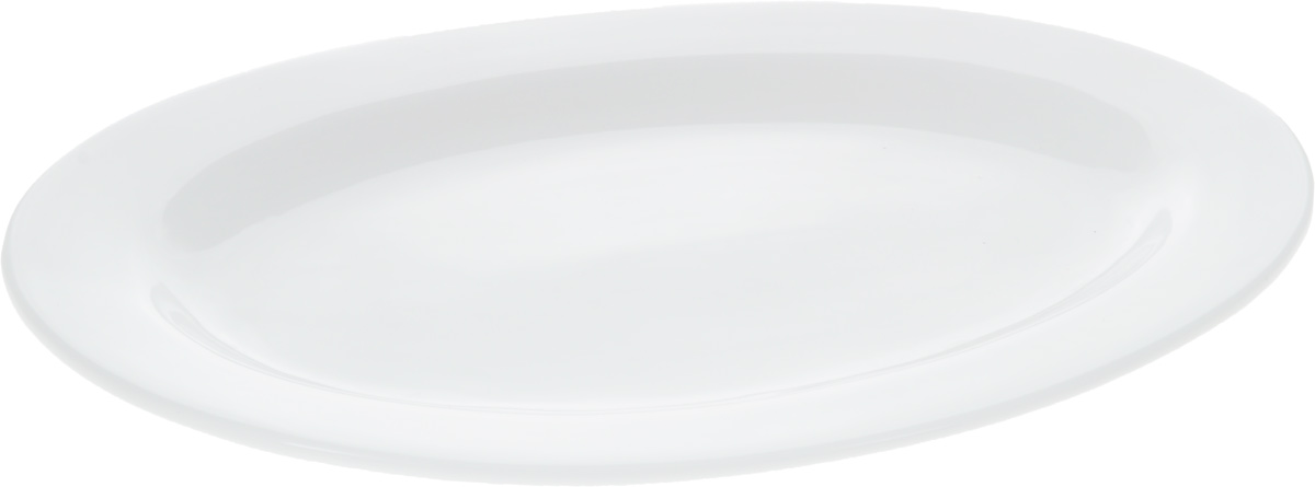 Блюдо Wilmax, 36 х 26 смWL-992026 / AБлюдо Wilmax, изготовленное из высококачественного фарфора, имеет овальную форму. Оригинальный дизайн придется по вкусу и ценителям классики, и тем, кто предпочитает утонченность и изысканность. Блюдо Wilmax идеально подойдет для сервировки стола и станет отличным подарком к любому празднику.Размер блюда (по верхнему краю): 36 х 26 см.
