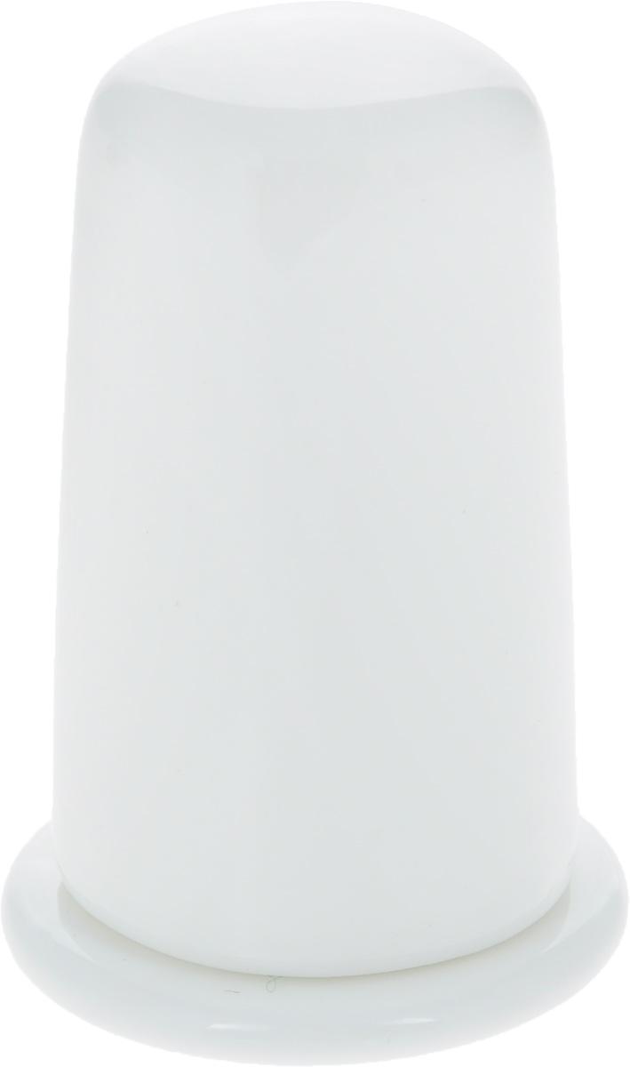 Подставка для зубочисток WilmaxWL-996064 / AПодставка для зубочисток Wilmax изготовлена из высококачественного фарфора, покрытого глазурью. Изделие предназначено для хранения зубочисток, снабжено специальной крышкой, которая закрывает емкость с зубочистками. Такая подставка изысканно дополнит сервировку стола.