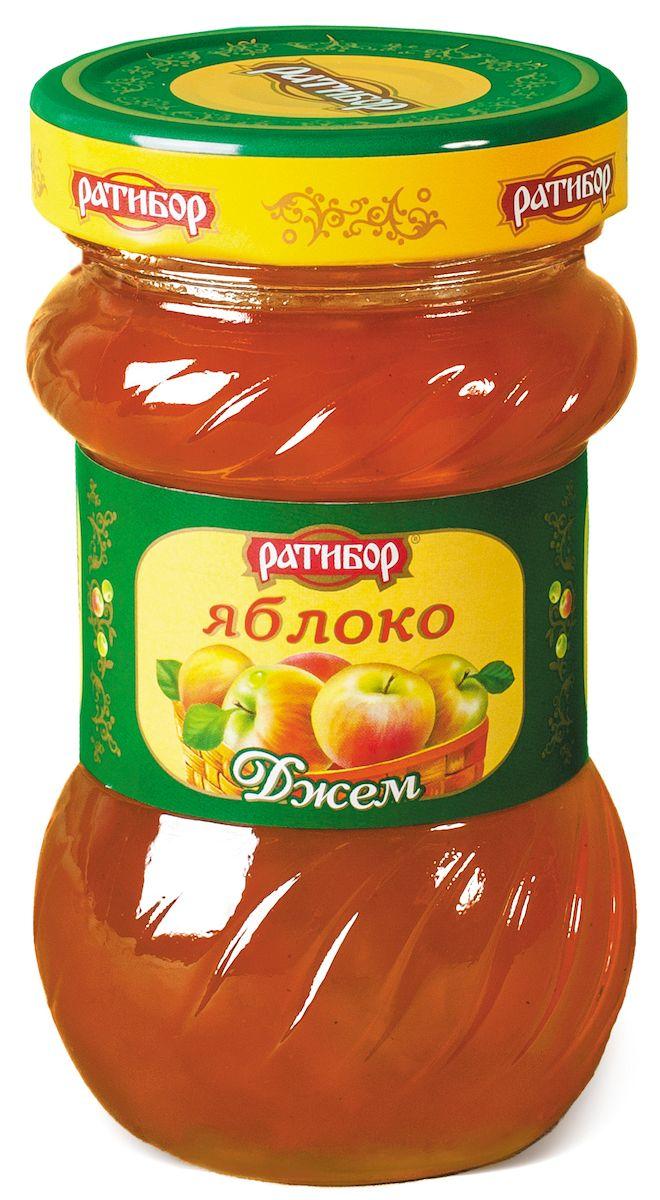 Ратибор джем Яблоко, 360 г джем agrisicilia сицилийский горький апельсин 360 г