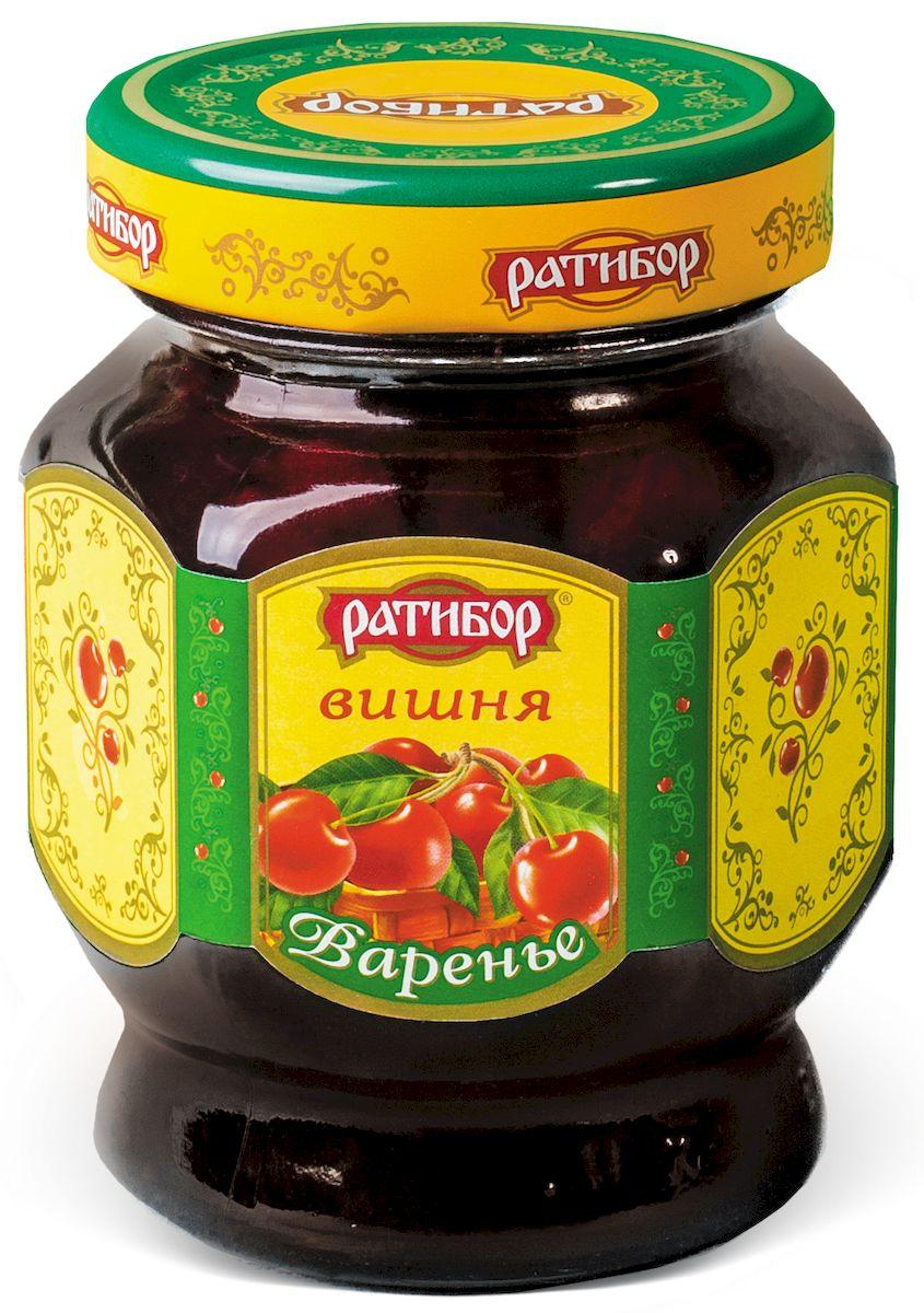 Ратибор варенье Вишня, 400 г1129Сколько природной силы таится в спелых и сочных плодах вишни! Сколько полезных для организма витаминов и органических кислот... Это вкус романтики, воплощенный в изумительном варенье!Кушайте на здоровье!