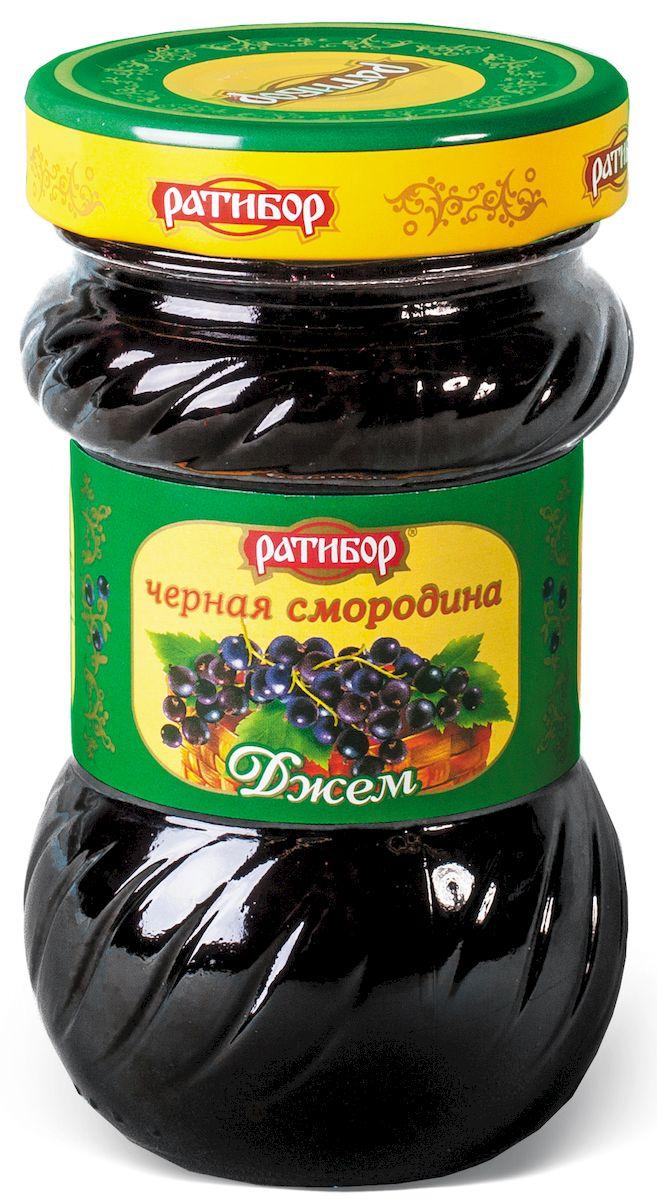 Ратибор джем Черная смородина, 360 г джем agrisicilia сицилийский горький апельсин 360 г