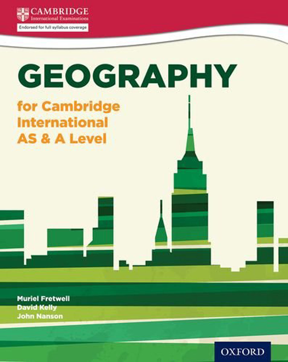 Geography for Cambridge International AS & A Level (International a Level) hewings martin thaine craig cambridge academic english advanced students book