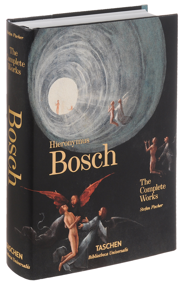 Hieronymus Bosch: The Complete Works secured