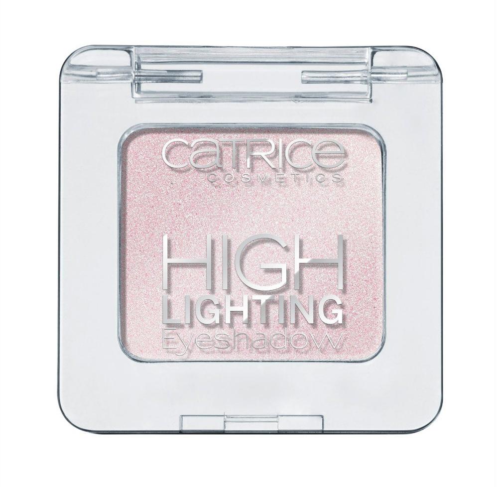 Catrice Тени для век Highlighting Eyeshadow 020 Rosefeller Center розовый, 19 гр56265Новые тени от CATRICE помогут с легкостью расставить изящные акценты в вашем макияже благодаря нежной кремовой текстуре и светоотражающим частицам, входящим в состав. Кремовая текстура теней легка в нанесении и представлена в трех оттенках – сияющий белый (shimmering white), жемчужный золотой (pearly gold) и пастельный розовый (pastel rose).