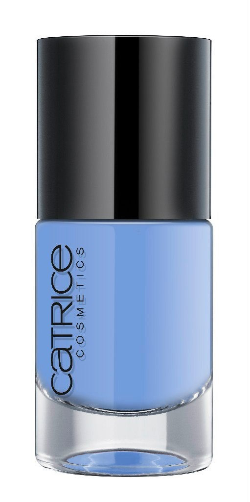 Catrice Лак для ногтей Ultimate Nail Lacquer 114 The Sky So Fly голубой, 56 гр56386Уникальная текстура лаков для ногтей Ultimate Nail Lacquer обеспечит длительный глянцевый эффект и профессиональное нанесение. Инновационная форма кисточки прекрасно адаптируется к форме ногтя и обеспечивает идеальный маникюр.