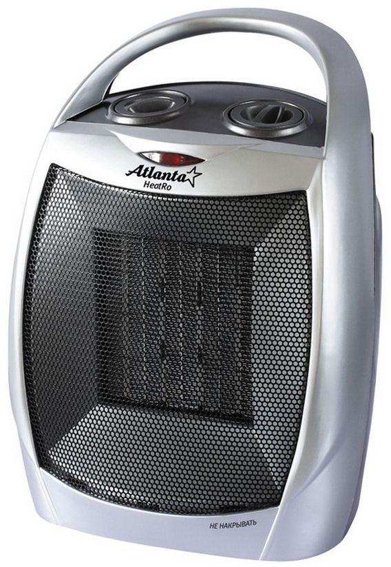 Atlanta ATH-7301 тепловентиляторATH-7301ТепловентиляторATH-7301 служит для быстрого прогрева помещения с наименьшими затратами электроэнергии. Принудительно нагнетая горячий воздух, тепловентилятор заставляет его циркулировать, смешиваясь с холодным, благодаря чему прогрев помещения происходит значительно быстрее, чем в случае обычных обогревателей. Тепловентилятор ATH-7301 может работать в режиме обычного вентилятора, а также нагнетать теплый или горячий воздух. Используя разные режимы работы можно добиться установления в помещении устойчивого и комфортного микроклимата. Материал корпуса - термостойкий пластик абсолютно безвреден и соответствует всем стандартам безопасности. 3 режима работыРежим вентилятора без нагрева, режим теплого потока воздуха и режим горячего потока воздуха.