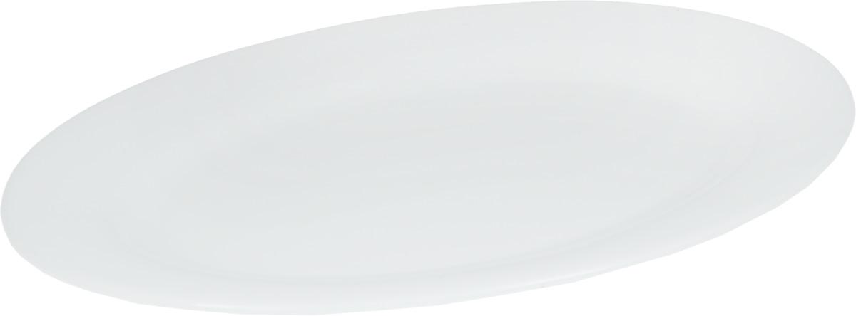 Блюдо Wilmax, 26 х 17,5 смWL-992024 / AБлюдо Wilmax, изготовленное из высококачественного фарфора, имеет овальную форму. Оригинальный дизайн придется по вкусу и ценителям классики, и тем, кто предпочитает утонченность и изысканность. Блюдо Wilmax идеально подойдет для сервировки стола и станет отличным подарком к любому празднику.Размер блюда (по верхнему краю): 26 х 17,5 см.