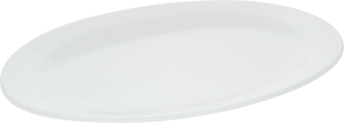 """Блюдо """"Wilmax"""", изготовленное из высококачественного  фарфора, имеет овальную форму. Оригинальный дизайн  придется по вкусу и ценителям классики, и тем, кто  предпочитает утонченность и изысканность.  Блюдо """"Wilmax"""" идеально подойдет для сервировки  стола и станет отличным подарком к любому празднику.  Размер блюда (по верхнему краю): 30 х 20,5 см."""