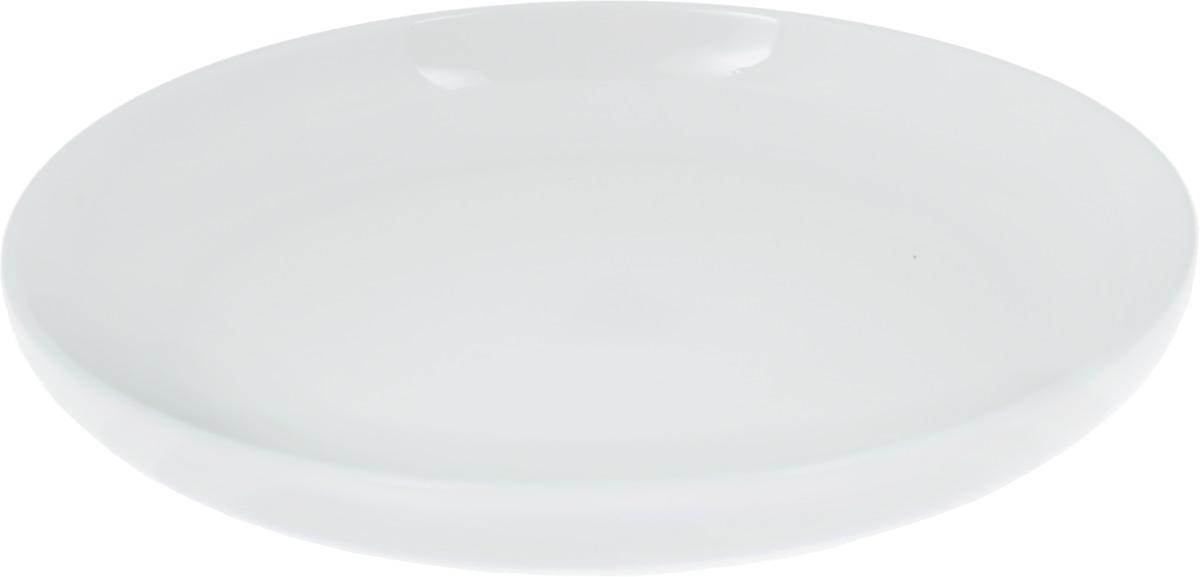 Тарелка Wilmax, диаметр 19 см тарелка wilmax 19 5см дес фарфор