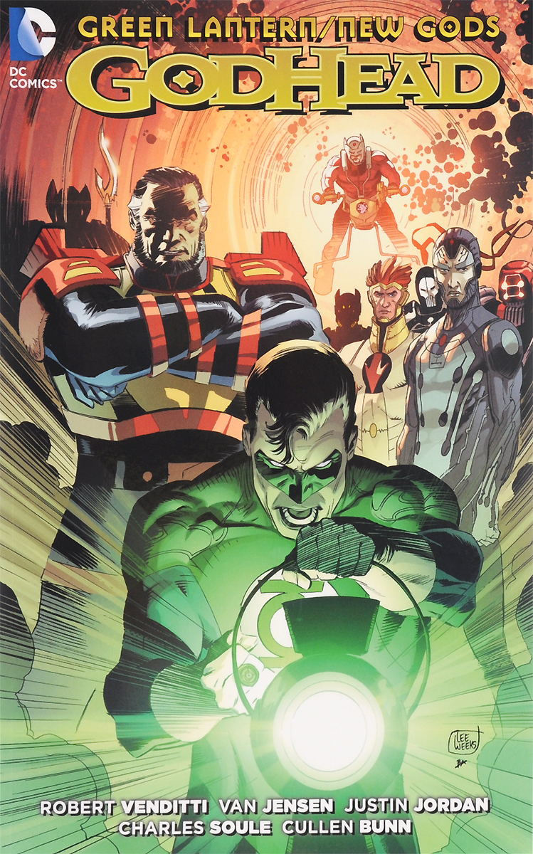 Green Lantern/New Gods: Godhead