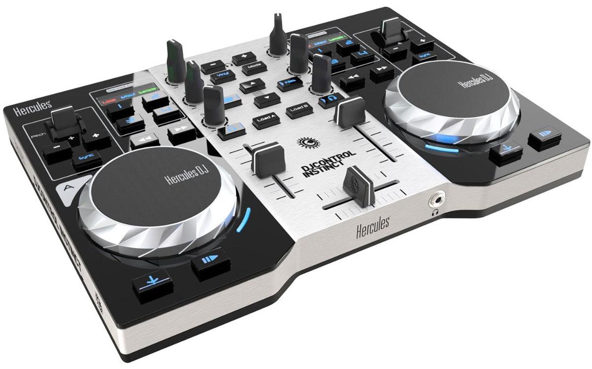 где купить Hercules DJControl Instinct S Series микшерный пульт по лучшей цене