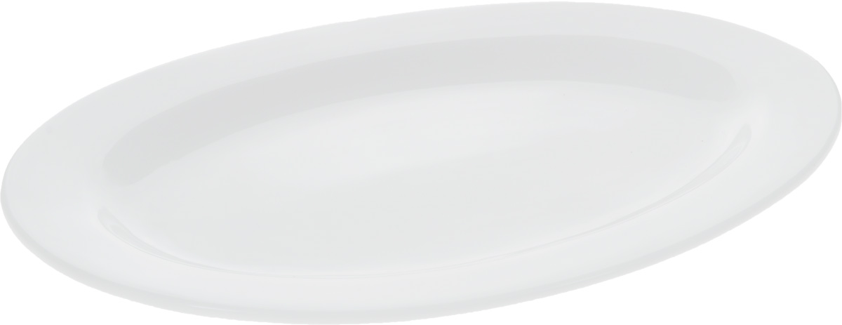 Блюдо Wilmax, 30,5 х 22 смWL-992025 / AОригинальное овальное блюдо Wilmax, изготовленное из фарфора, прекрасно подойдет для подачи нарезок, закусок и других блюд. Оно украсит ваш кухонный стол, а также станет замечательным подарком к любому празднику.Размер блюда: 30,5 х 22 см.