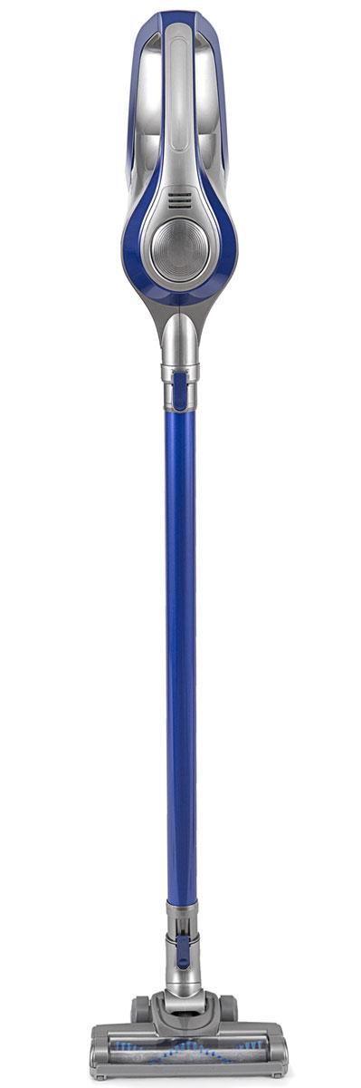 Kitfort КТ-515-2, Grey Blue вертикальный пылесос - Пылесосы