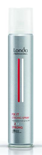 LC СТАЙЛИНГ Лак NEW д/волос сильной фиксации FIX IT 500 мл londa styling fix лак для волос сильной фиксации 500 мл
