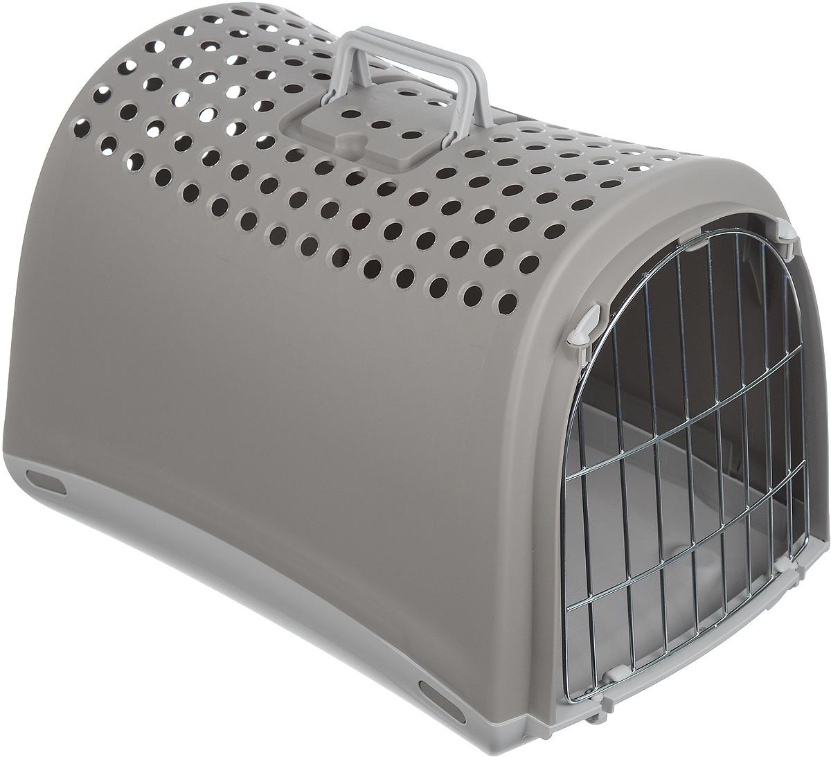 Переноска для животных Imac  Linus , цвет: каппучино, 50 х 32 х 34,5 см - Переноски, товары для транспортировки