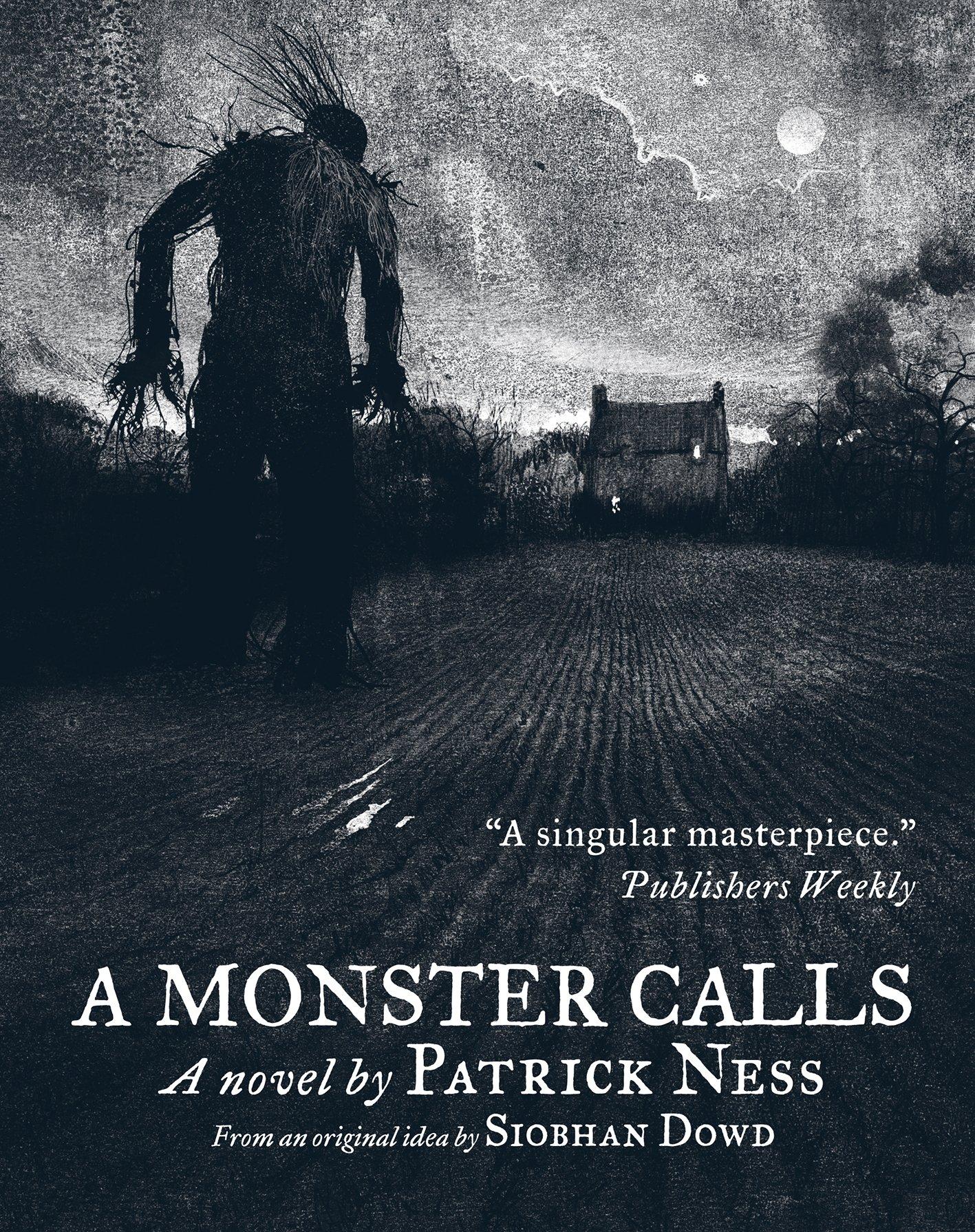 A Monster Calls weir a the martian a novel