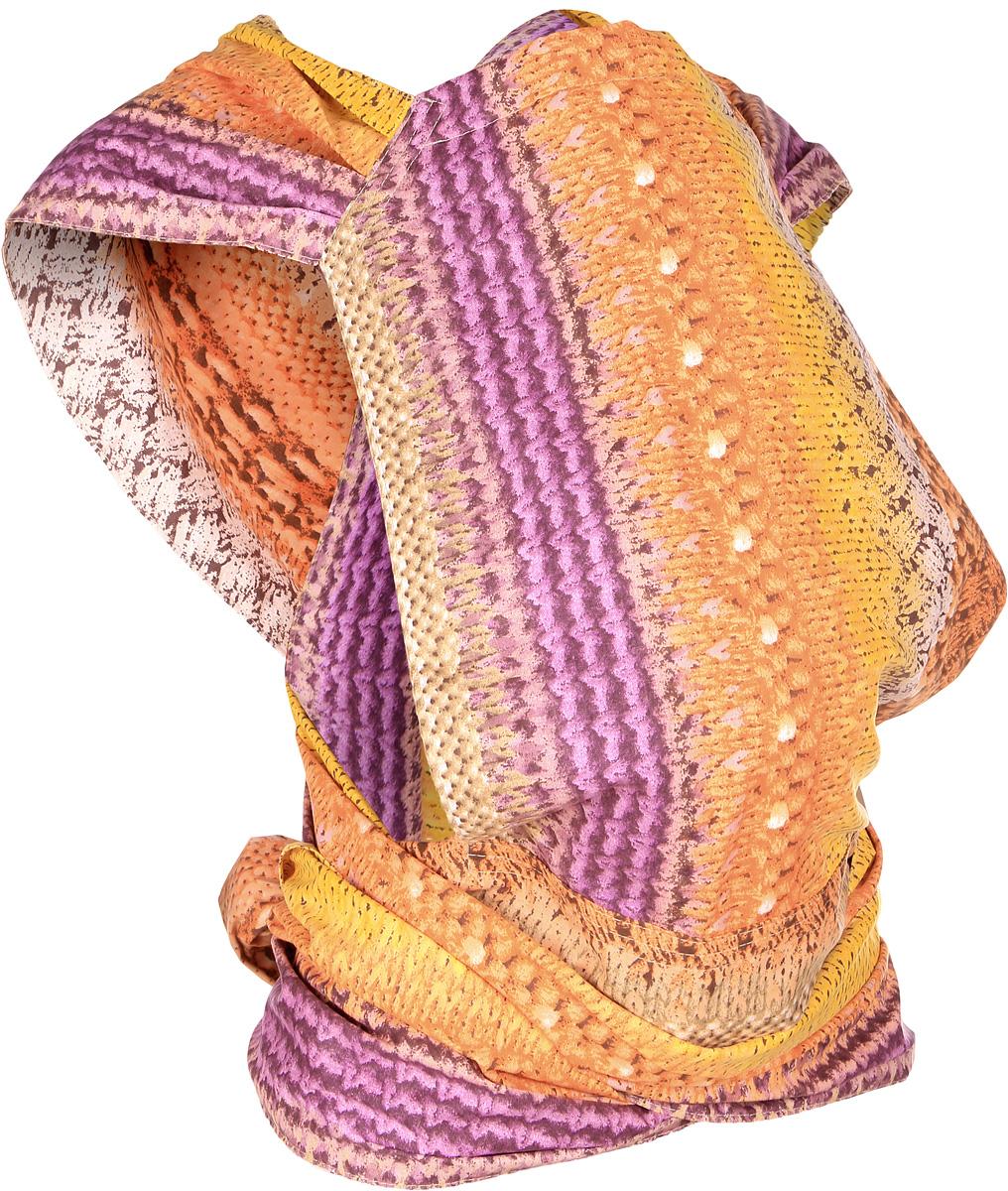 Чудо-Чадо Май-слинг Детство цвет мультиколор кольца для слинга купить