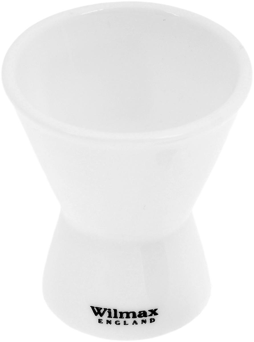 Подставка под яйцо WilmaxWL-996004 / AПодставка под яйцо Wilmax выполнена из высококачественного фарфора. Изделие подарит вам летнее настроение и станет оригинальным украшением праздничного стола.Диаметр подставки (по верхнему краю): 5 см. Высота подставки: 5,5 см.