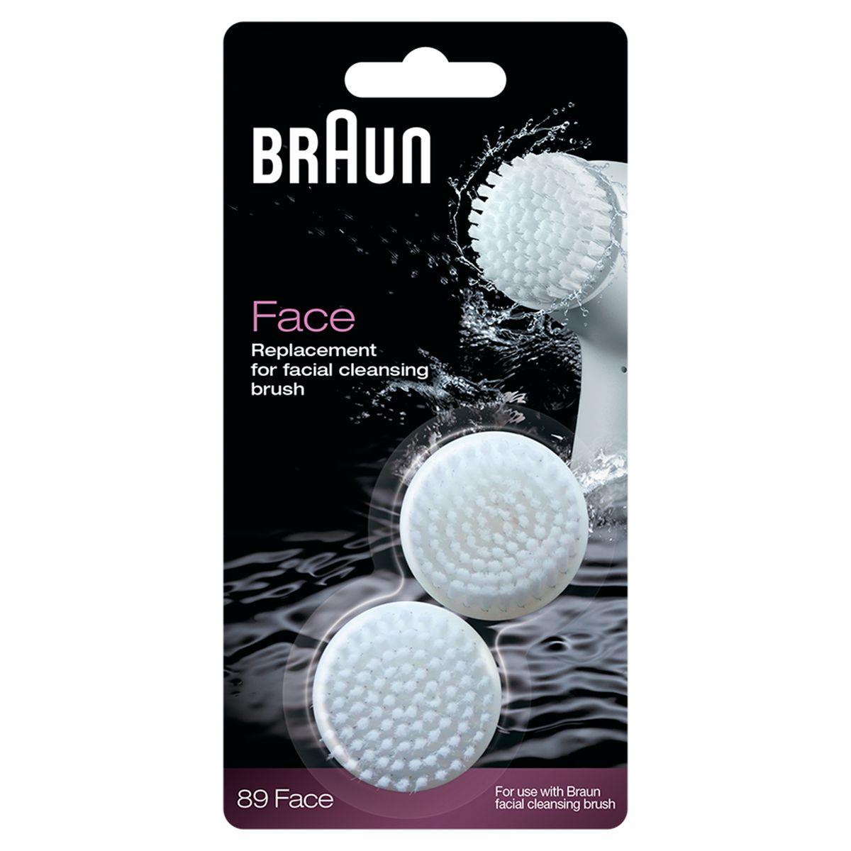 Braun Silk-Epil SE89 комплект для очищения лица - Косметологические аппараты