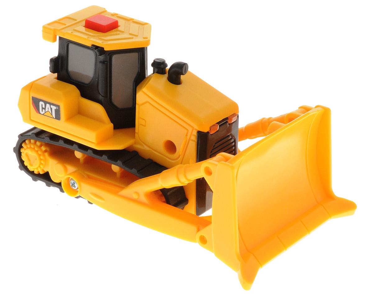 Toystate Гусеничный трактор Cat машинки toystate машинка toystate