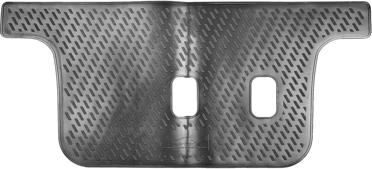 Коврик в салон автомобиля Novline-Autofamily, для Chevrolet TrailBlazer 2013->, третий рядCARCHV00042Коврик в салон Novline-Autofamily не только улучшит внешний вид салона вашего автомобиля, но и надежно убережет его от пыли, грязи и сырости, а значит, защитит кузов от коррозии. Полиуретановый коврик для автомобиля гладкий, приятный и не пропускает влагу. Автомобильный коврик в салон учитывает все особенности каждой модели и полностью повторяет контуры пола. Благодаря этому его не нужно будет подгибать или обрезать. И самое главное - он не будет мешать педалям.Полиуретановый автомобильный коврик для салона произведен из высококачественного материала, который держит форму и не пачкает обувь. К тому же, этот материал очень прочный (его, к примеру, не получится проткнуть каблуком).Некоторые автоковрики становятся источником неприятного запаха в автомобиле. С полиуретановым ковриком Novline-Autofamily вы можете этого не бояться.Коврик для автомобилей надежно крепится на полу и не скользит, что очень важно во время движения, особенно для водителя.Коврик из полиуретана надежно удерживает грязь и влагу, при этом всегда выглядит довольно опрятно. И чистится он очень просто: как при помощи автомобильного пылесоса, так и различными моющими средствами.