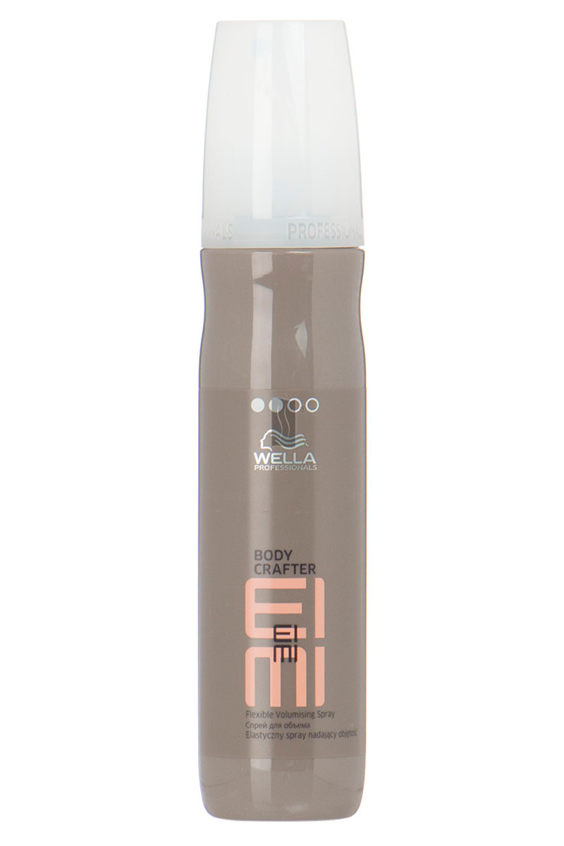 Wella EIMI Body Crafter - Спрей для объема 150 мл wella eimi shimmer delight спрей для мерцающего блеска 40 мл