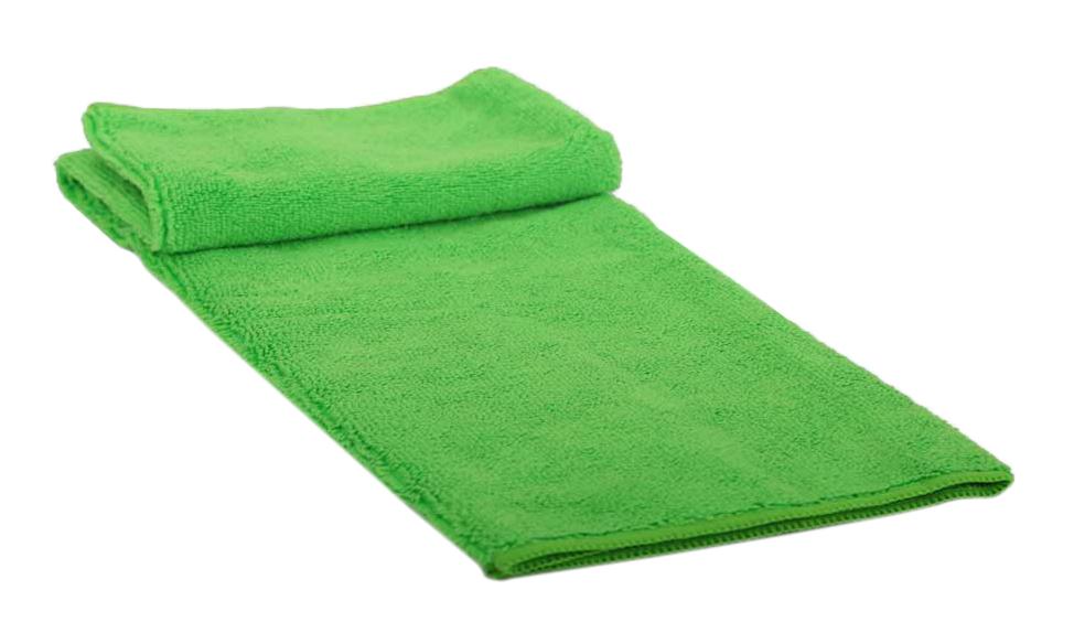 Салфетка автомобильная Azard XXL, цвет: зеленый, 42 х 64 см салфетка брайт для хромированных поверхностей цвет желтый 300 х 300 мм 1304102