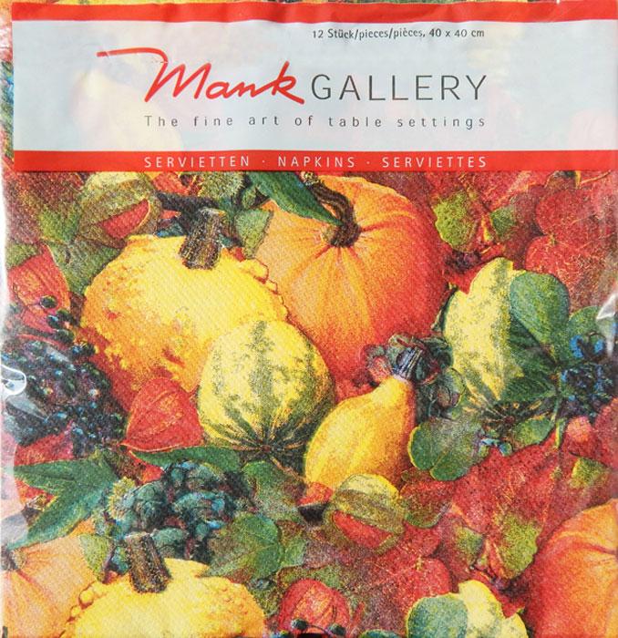 Салфетки нетканые Mank Pumpkin, 40 х 40 см, 12 шт11239Салфетки нетканые Mank Pumpkin выполнены из нетканого волокна. Изделие предназначено для бытового и санитарно-гигиенического назначения одноразового использования.