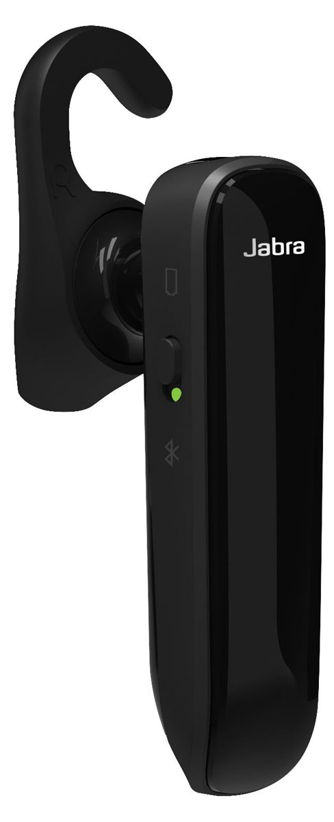 Jabra Boost, Black Bluetooth-гарнитура - Bluetooth-гарнитуры