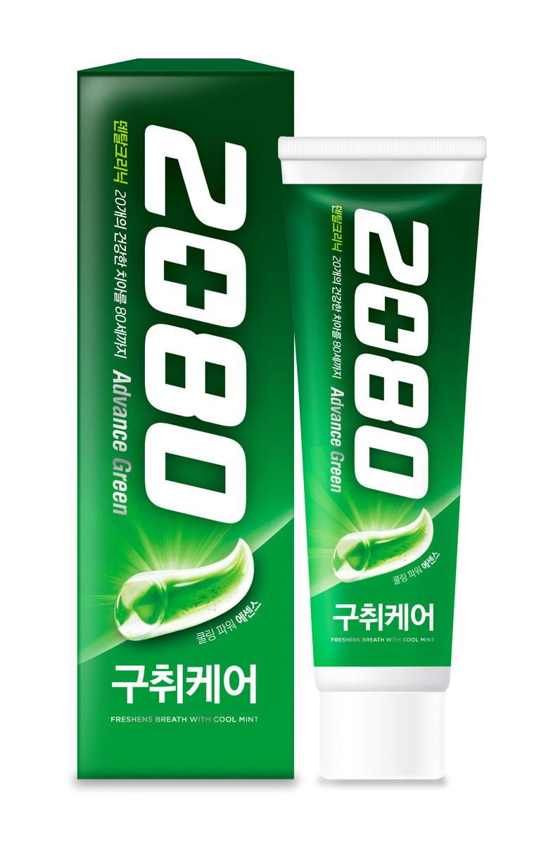 цена на Dental Clinic 2080 Зубная паста Эдванс Свежесть дыхания 120г