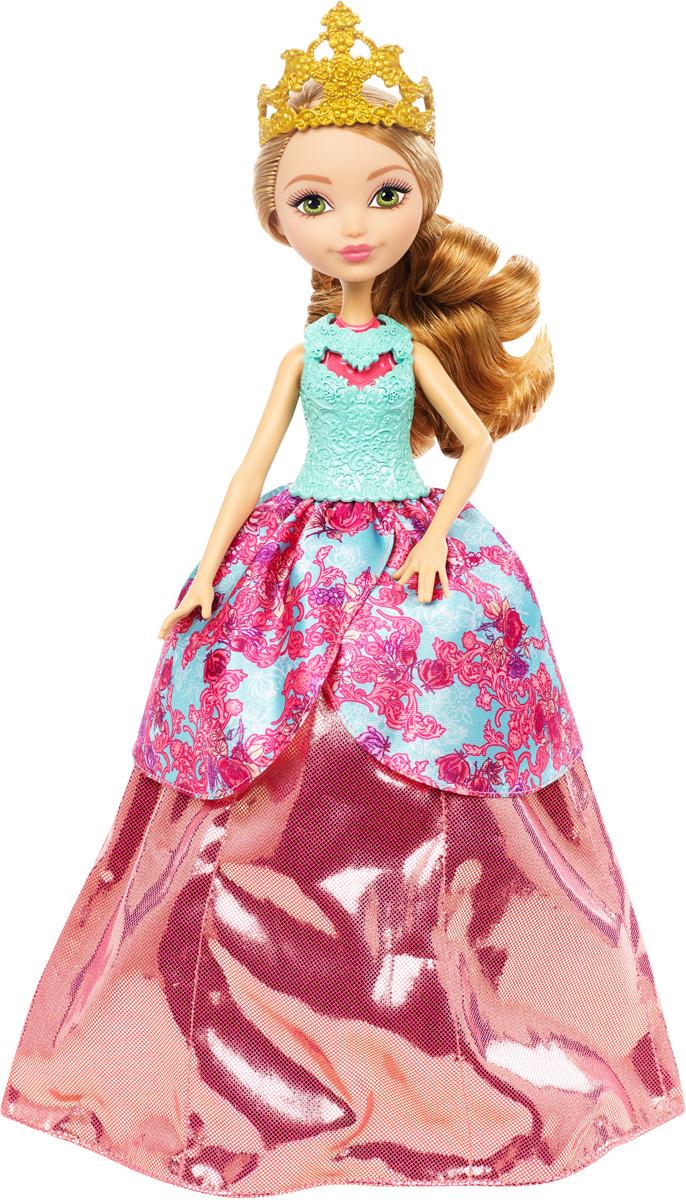 Ever After High Кукла Эшлин Элла в трансформирующемся платье mattel кукла эшлин элла из коллекции заколдованная зима ever after high