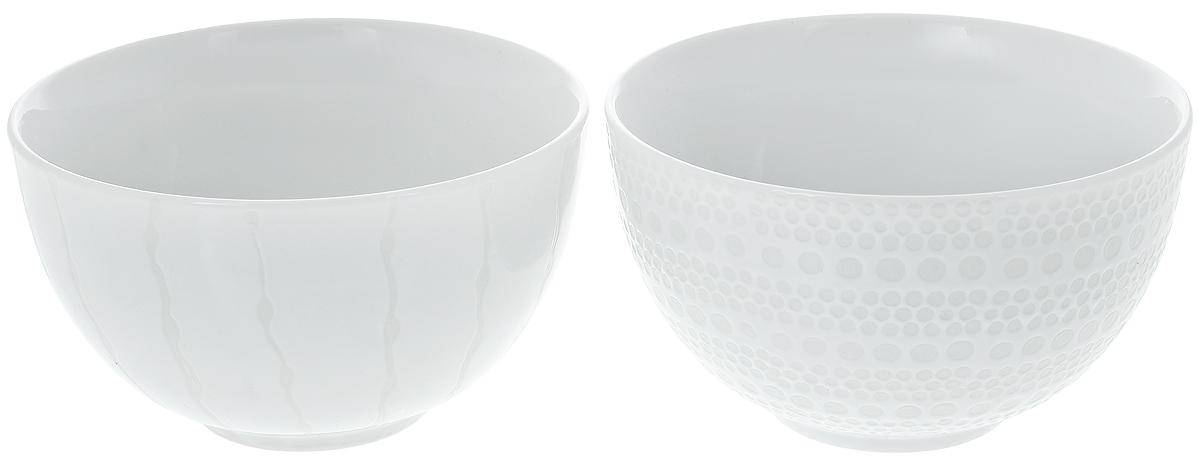 Набор салатников Asa Selection Lumi, диаметр 12 см, 2 шт набор чашек asa selection linna цвет белый 4 шт 90410 071