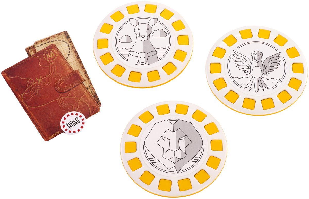 View-Master Интерактивная игрушка Дикая природа - Интерактивные игрушки