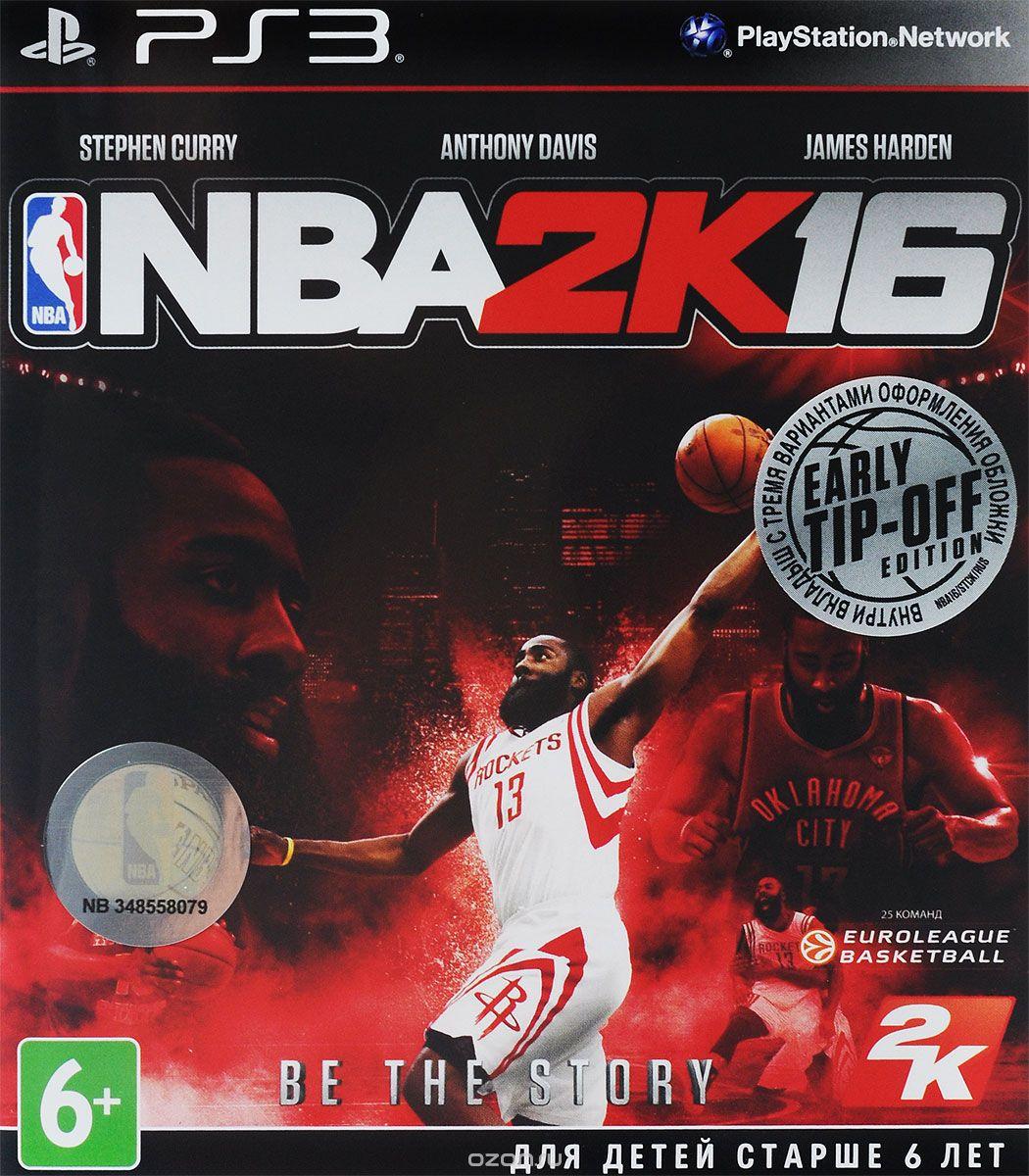 NBA 2K16 (PS3) 2K Sports,Visual Concepts
