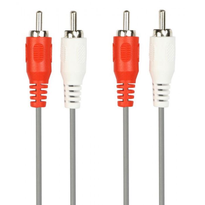SmartBuy KA225-30 2xRCA кабельKA225-30Кабель SmartBuy KA225-30 применяется для подключения различных мультимедийных устройств, таких как телевизор, видеомагнитофон, DVD-плеер.