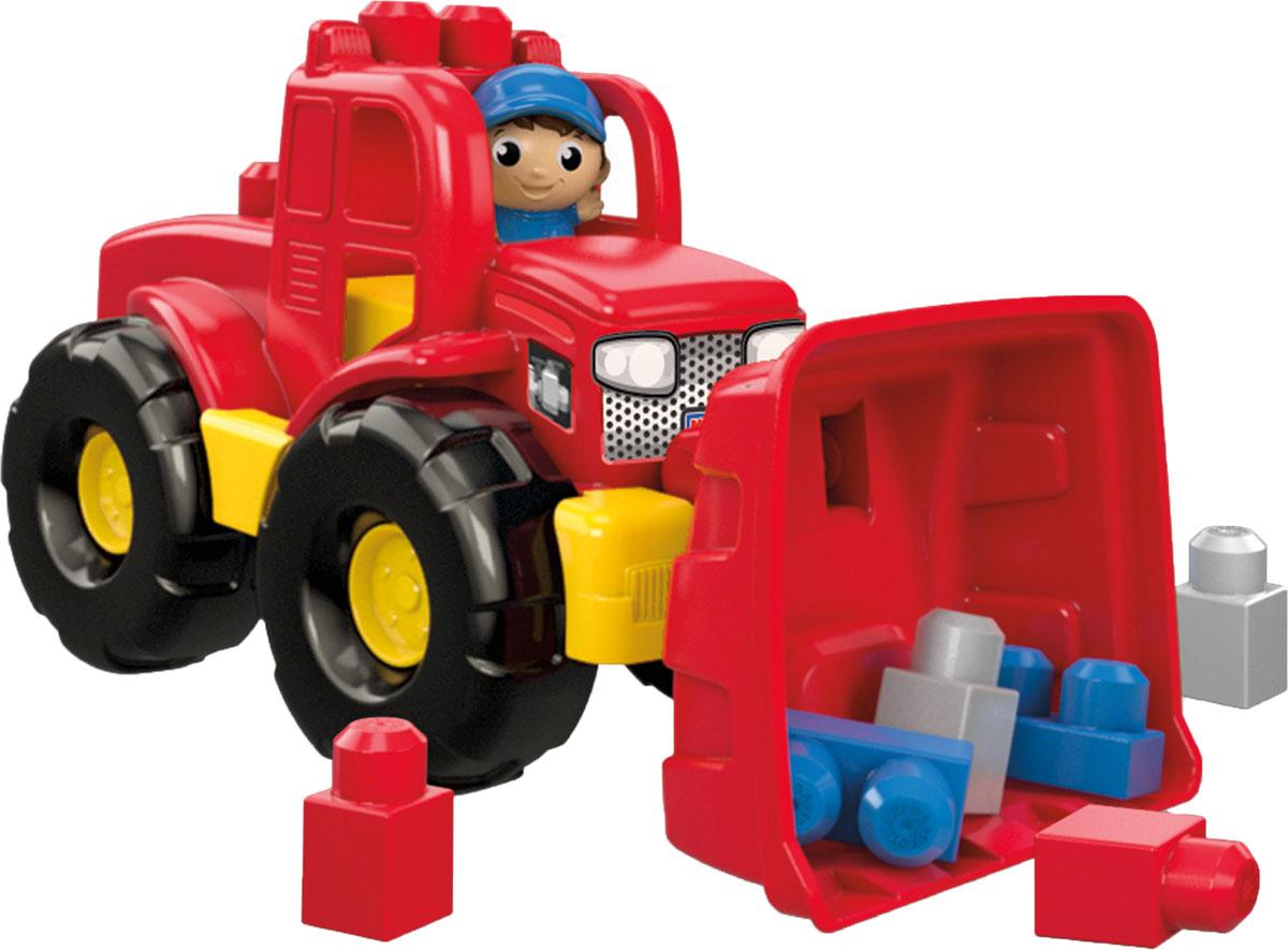 Mega Bloks First Builders Конструктор Трансформирующийся самосвал - Игрушки для малышей