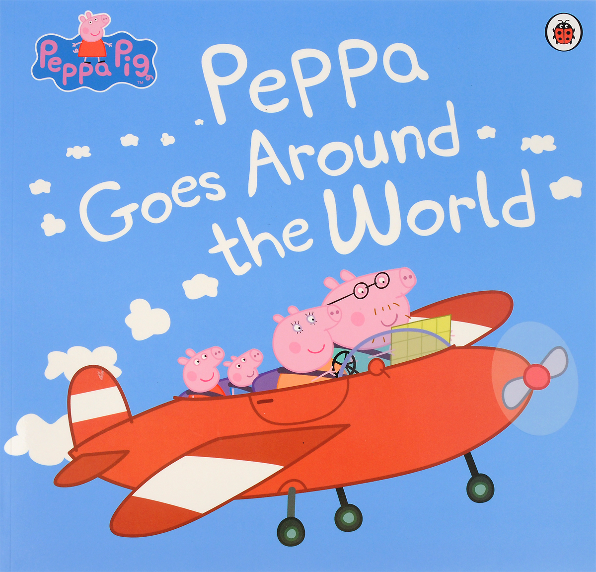 все цены на  Peppa Pig: Peppa Goes Around the World  в интернете