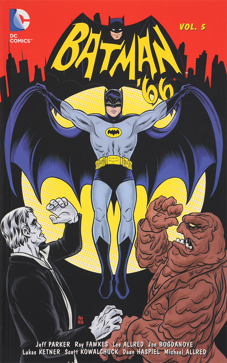 Batman '66 Vol. 5 batman the golden age vol 4