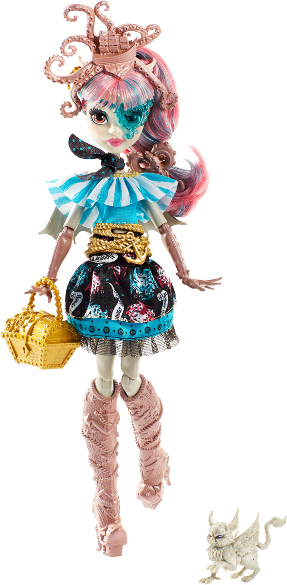 Monster High Кукла Рошель Гойл monster high мотор побег с острова черепов 2 в 1