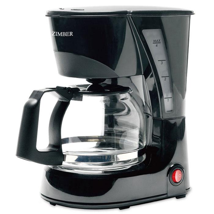 Zimber ZM-11008 кофеварка